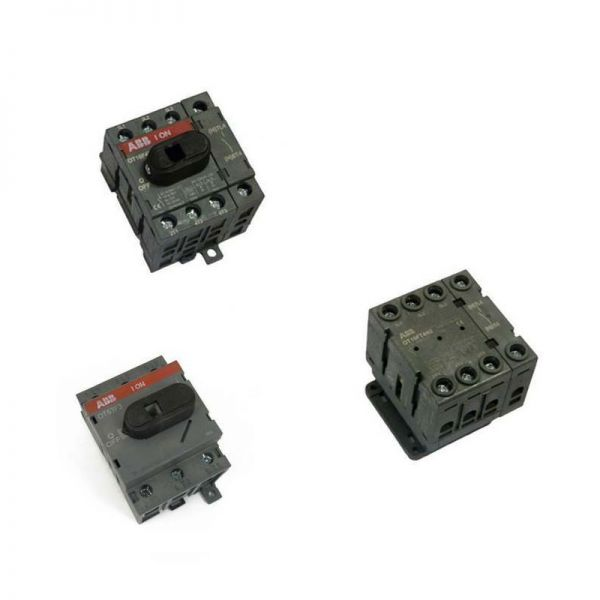 ABB Panel Isolators 16A to 125A