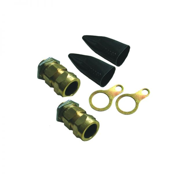 SWA Commercial Outdoor Brass Cable Gland Kit