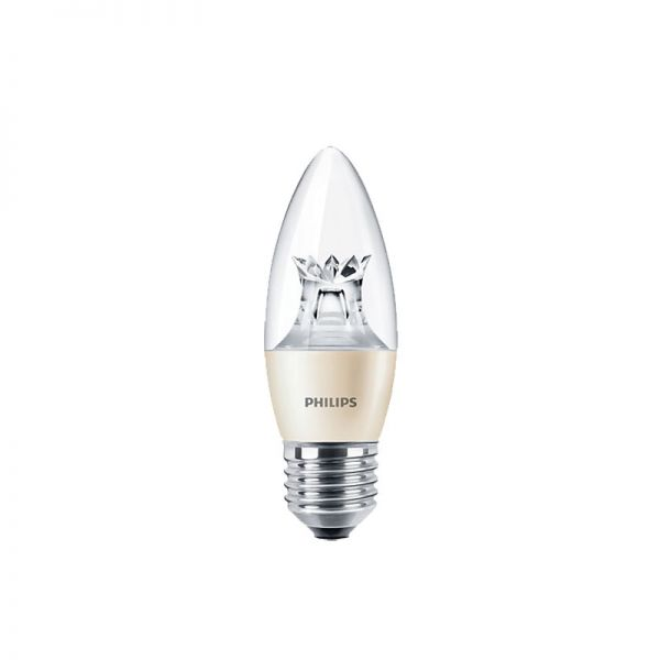 Philips 6W LED Candle Lamps