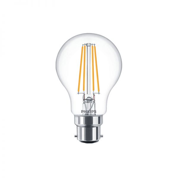 Philips LED Filament Bulb 8W Dimmable
