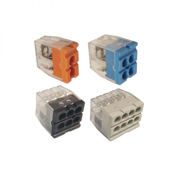 SWA Push-ln Wire Connectors (Pack of 10)