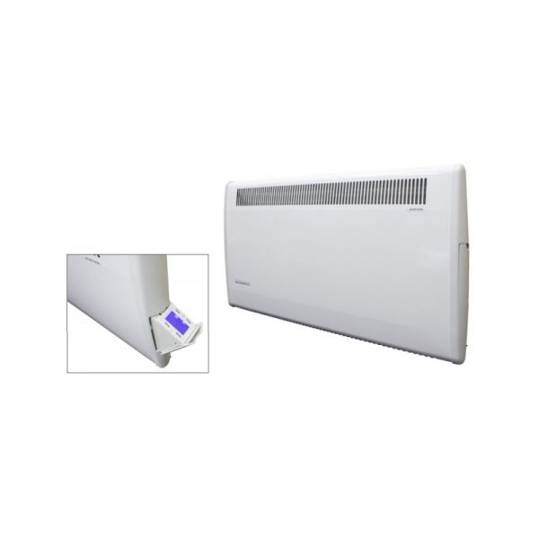 Consort PLSTiE Slimline Fan Heaters With Intelligent Fan Control