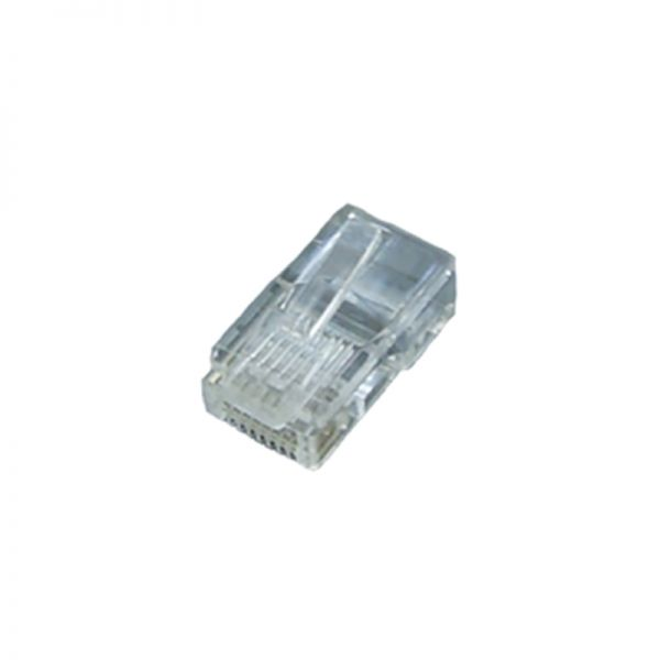 SWA Modular Plug Stranded Wire or Solid Wire (Pack of 100)