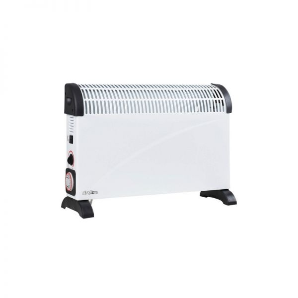 Stirflow 2kW Electric Convector Heater With Timer