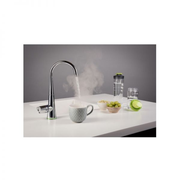 Hyco Zen Boiling & 30L/h Chilled Taps