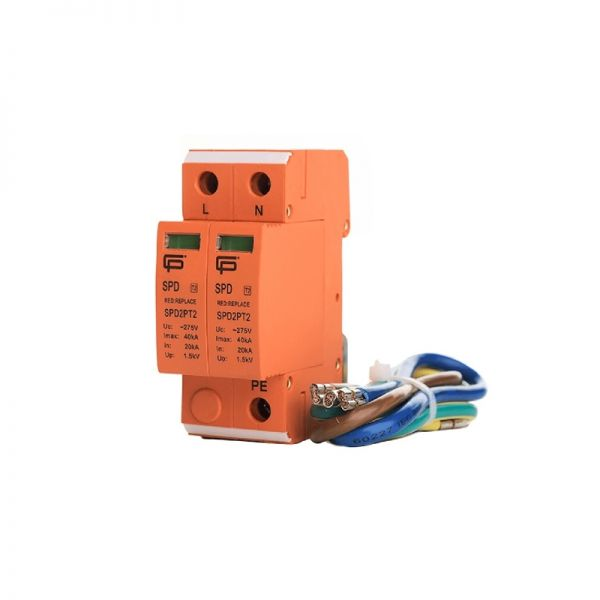 FuseBox Type 2 Surge Protection Device T2 for TN Systems