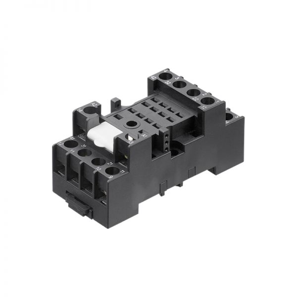 IMO Relay Socket Base For HYE41 Relays Replaces SRN4-C