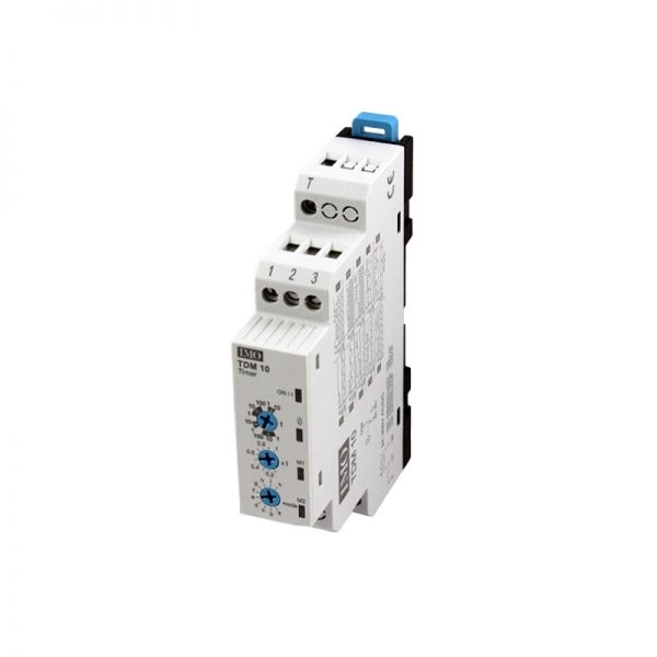 IMO 1 Pole Multifunction DIN Timer