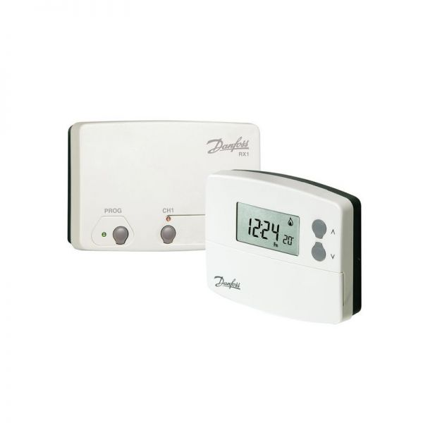 Danfoss Randall 2/5 Day Programmable Room Thermostat