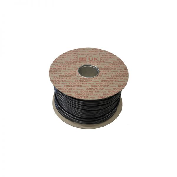 Doncaster Cables H05RR-F Cable 31820.75100 0.75mm 2 Core 100 Metres