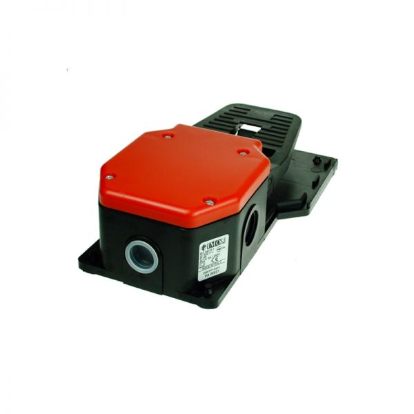 IMO Unshrouded Foot Switch Without Safety Lever 2 N/C