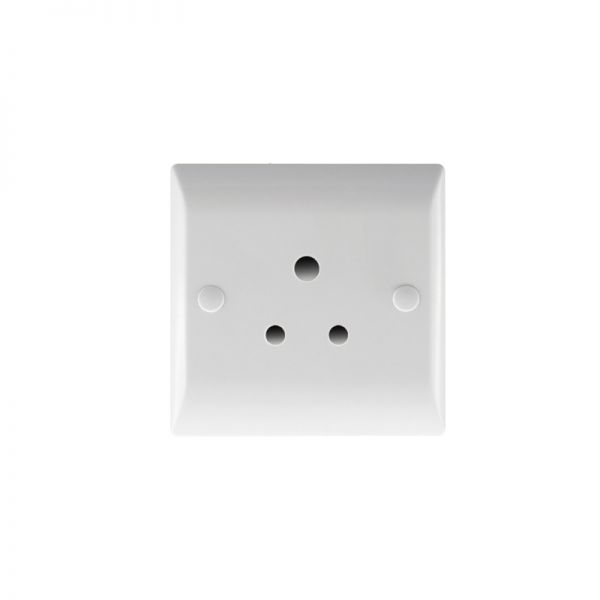 Hamilton Vogue 1G 5A Un-Switched Socket