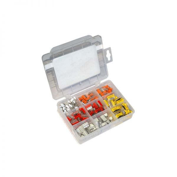 Wago 2273 Series Kit Box With 200 2273 Wiring Connectors