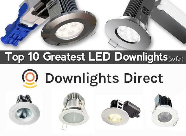 Top-10-Greatest LED Downlights v2